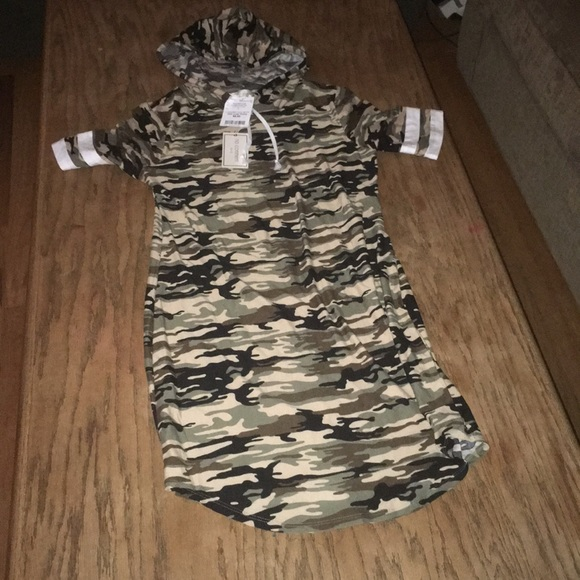 No Comment Dresses & Skirts - Hoodie Dress